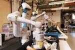 Robot Google tri déchets