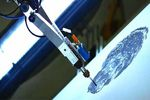 robot peinture e-David