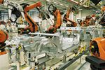 Robot-usine