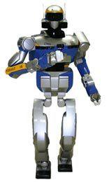 Robotique humanoide