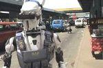 Robots cop