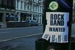 Rock Band Wanted