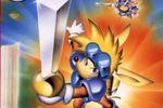 Rocket Knight - artwork