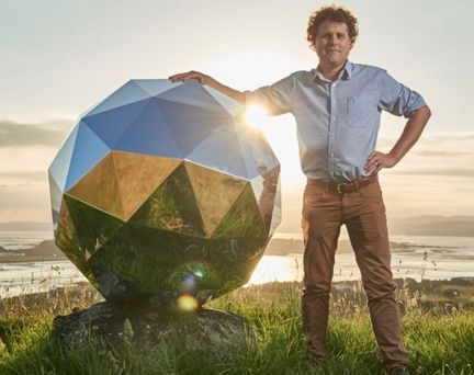 Rocket Lab Humanity Star