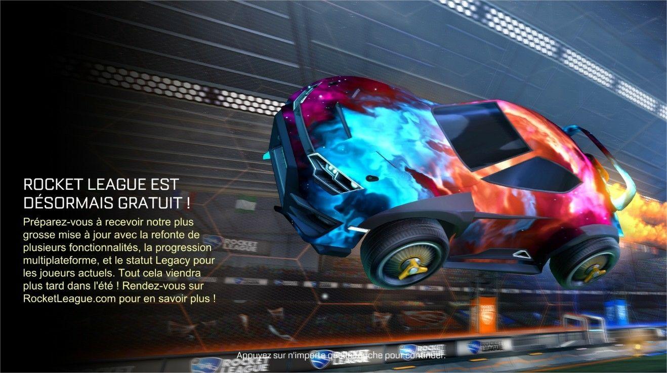 Rocket League : Psyonix donne des précisions sur le passage au Free to Play