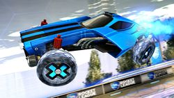 Rocket League X Games 1