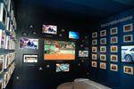 Roland Garros Ultra HD stand