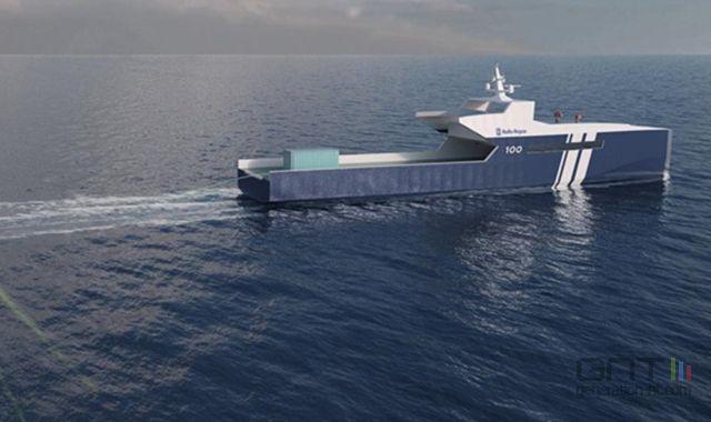Rolls Royce navire autonome
