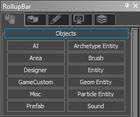 RollUppBar : ajouter une fonction d'ouverture automatique à sa souris