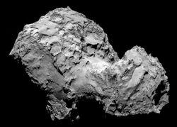 Rosetta comète 2
