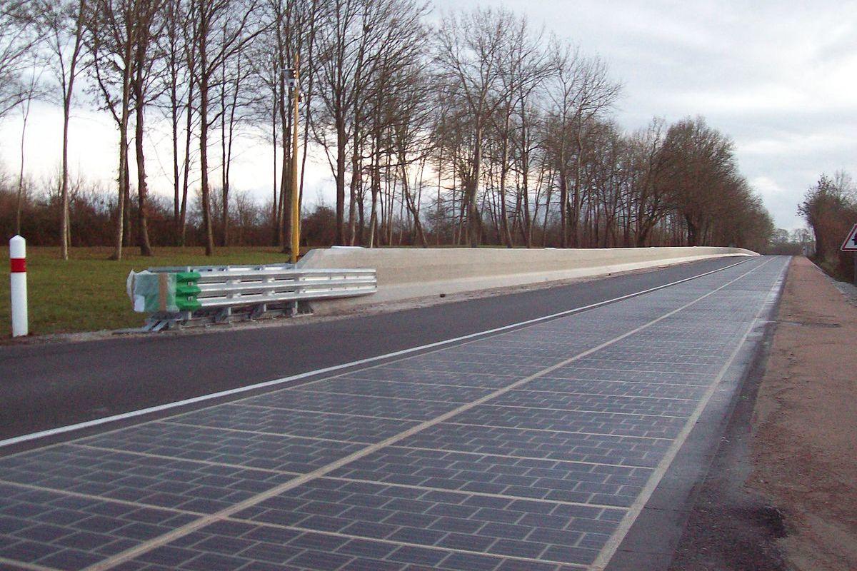 Route solaire en Normandie : un constat d'échec pour la production d'électricité