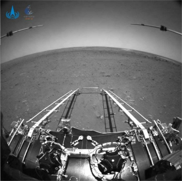 Rover Chine Mars 1