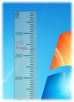A Ruler for Windows screen2