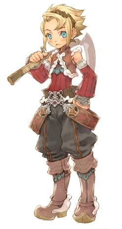 Rune Factory 3 - artwork