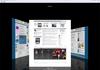 Safari 4 : version bêta pour Mac ou PC rapide et esthétique