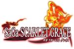 SaGa Scarlet Grace - logo