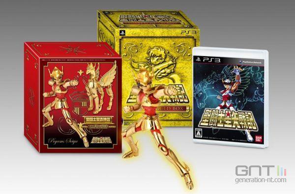 Saint Seiya PS3 (1)