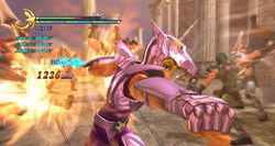 Saint seiya PS3 (2)