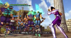Saint seiya PS3 (6)