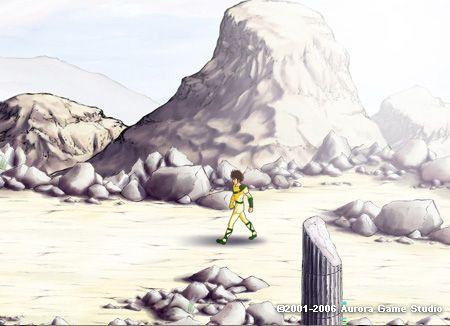 Saint Seiya RPG