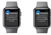 Apple évince les produits concurrents de sa montre Watch