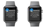 Salesforce1 Apple Watch