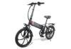 Bon plan: le vélo électrique Samebike20LVXD30 à prix cassé ainsi que le Mini Fox de Engwe,…