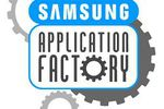 Samsung Application Factory logo