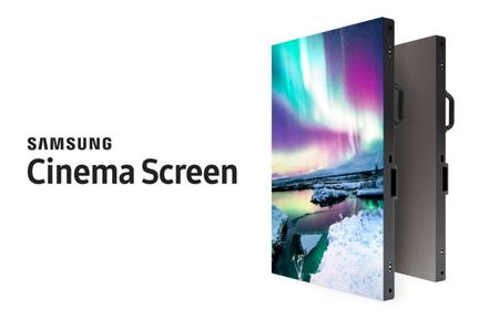 Samsung Cinema Screen 2