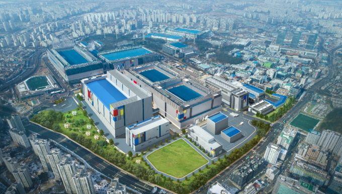 Samsung EUV gravure 7 nm