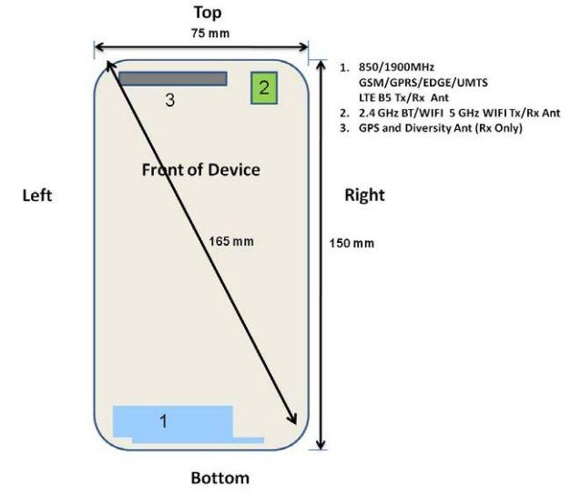 Samsung Galaxy A7 FCC