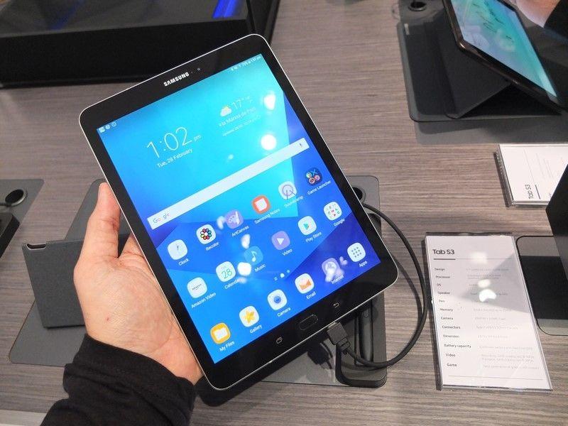 samsung galaxy tab s3 retour sur la tablette android. Black Bedroom Furniture Sets. Home Design Ideas
