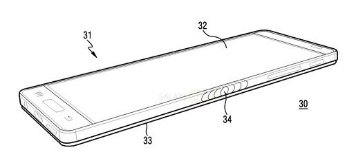 Samsung Galaxy X brevet 03