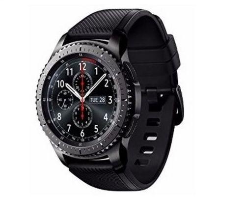 Samsung Gear S4 : nouveaux détails sur la montre connectée sous Wear OS ?
