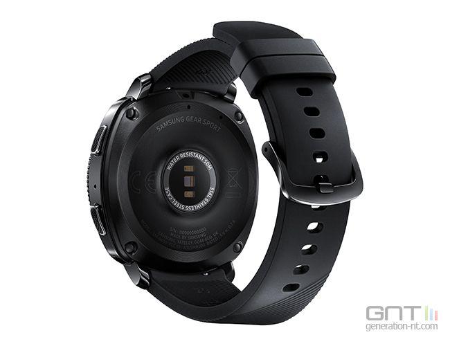 Samsung Gear Sport dos