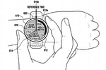 Samsung interface ronde montre