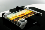 Samsung OLED enroulable
