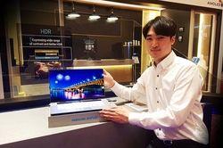 Samsung OLED portable