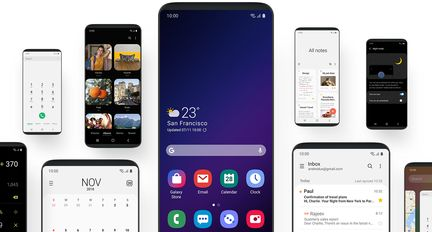 Samsung-One-UI-1