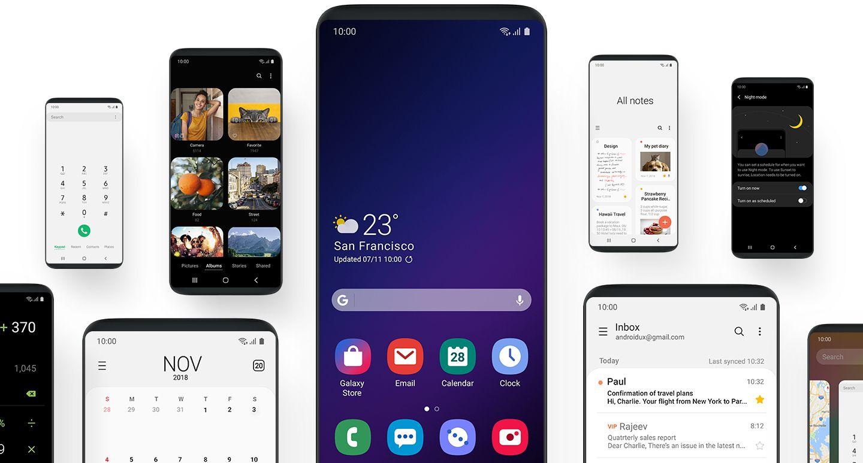 Calendrier Samsung S7.Samsung Partage Son Calendrier De Deploiement D Android 9 0 Pie