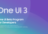 Samsung One UI 3.0 avec Android 11 arrive en version beta