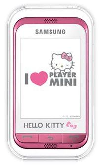 Samsung Player Mini Hello Kitty