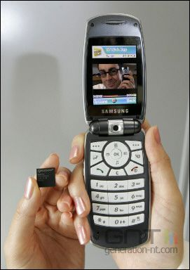 Samsung qualcomm telephone