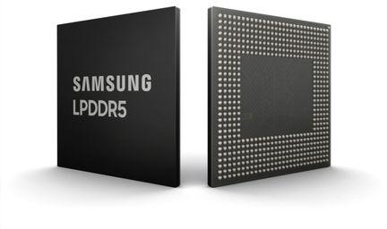 Samsung RAM LPDDR5