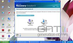 Samsung Recovery Solution III