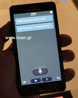 Samsung Redwood Tizen 02