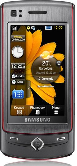 Samsung S8300 Ultra Touch 1