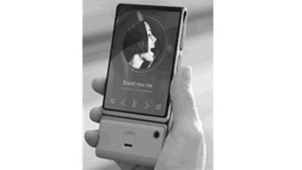 Samsung téléphone pliable