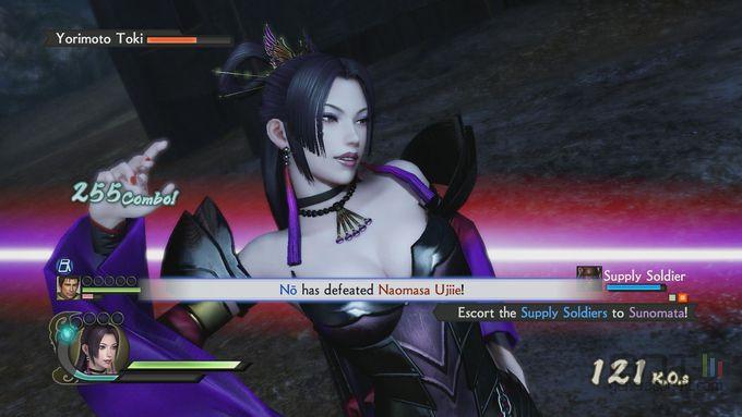 Samurai Warriors 4 - 5