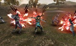 Samurai Warriors Chronicles - 23